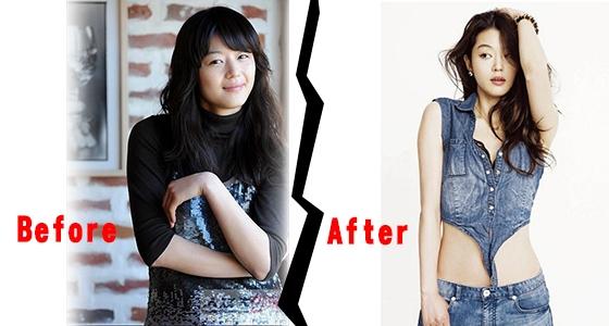 原來〝她〞是這樣瘦的!韓國女星終極減肥法,也瘦太多了吧......
