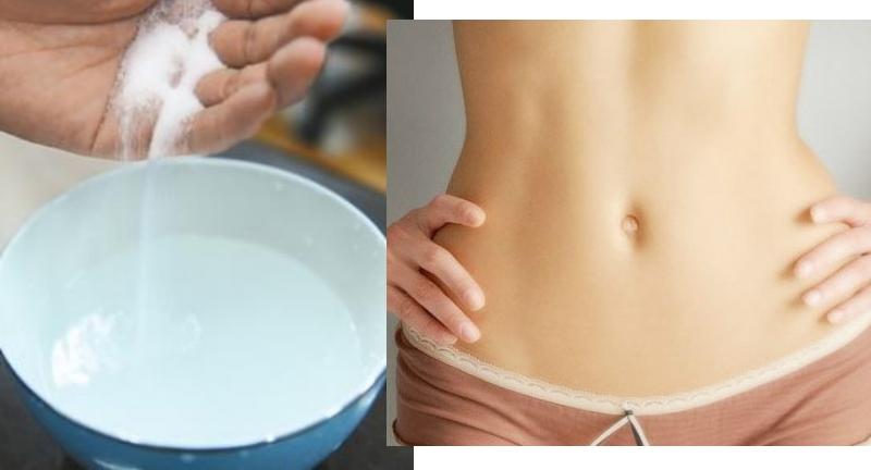 太神奇了!只要學會喝這種水,讓你的腰和肚子三天內變小!一定要...