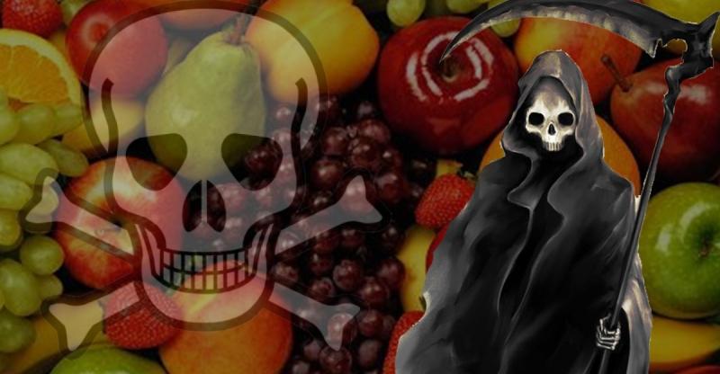 天啊!這些水果我常吃!9種最常吃水果竟堪比砒霜........