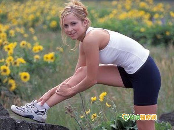 跑馬拉松鐵腿小心慢性肌腱炎...