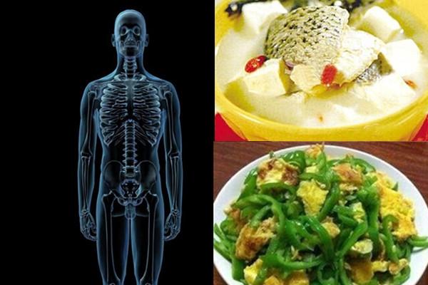 發育長高!預防骨鬆!常吃這6道菜,補鈣效果竟比鈣片高10倍!...