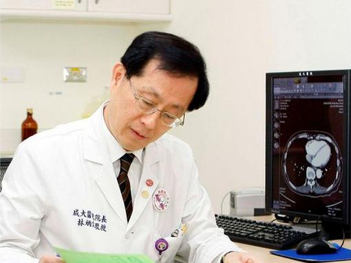 成大醫院院長林炳文因癌病逝,享年61歲....他說:不要把好...