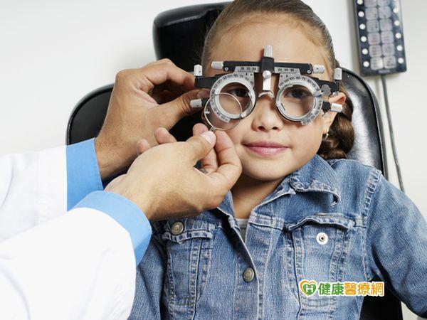 孩童出現弱視把握七歲前黃金治療期...