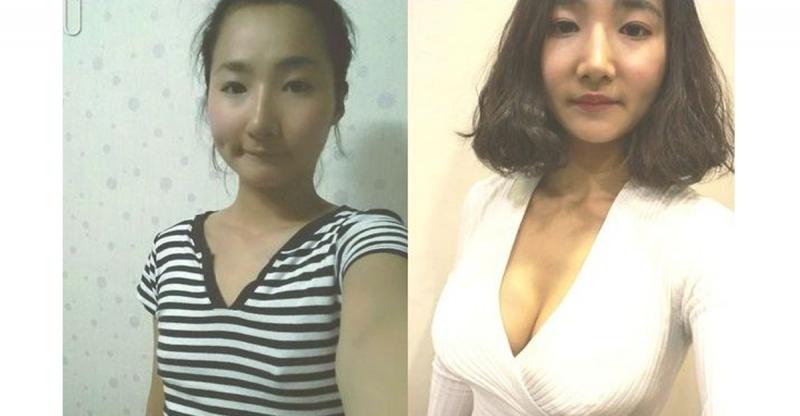 韓國女星的最愛!「黑豆豐胸法」一個月爆瘦20公斤胸部暴增2C...
