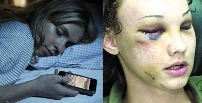 太可怕了!整天玩手機的人,一定要看!哪天怎麼死的都不知道.....