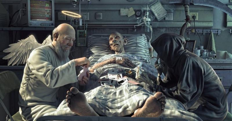 醫生有時要面對的人性醜陋!你想像不到這麼可怕......
