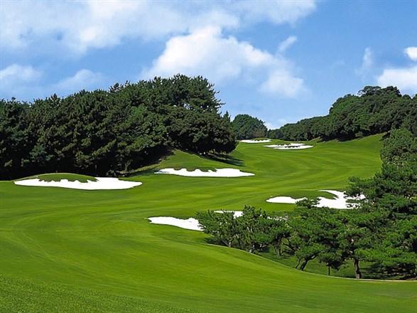 富士國度-靜岡葛城高爾夫球俱樂部極高良好評價的冠軍場地...