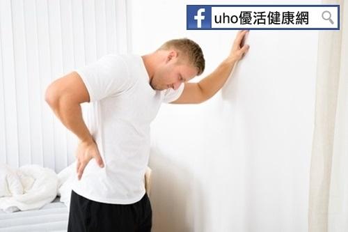 僅次於感冒!8成人有下背痛困擾...