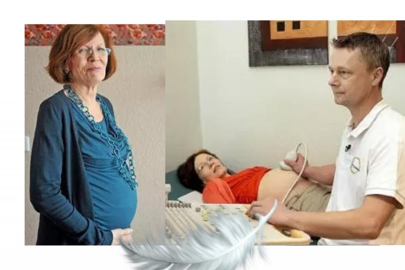 65歲阿嬤竟懷了4胞胎!!只因小女兒說了一句話!女性正常到4...
