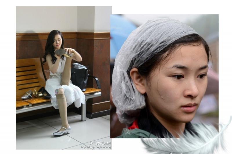 21歲時遇到地震!女兒死在她身邊…失去希望的她,聽到父親一句...