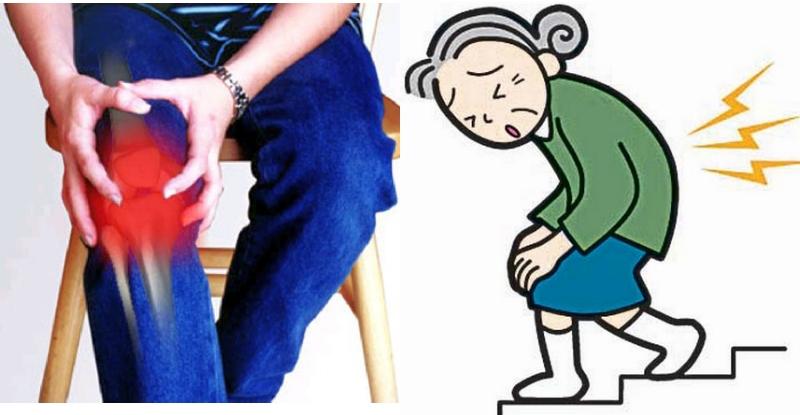 太好了!長年「膝蓋痛」「腰痛」終於有救了!只要用粗鹽加上它....