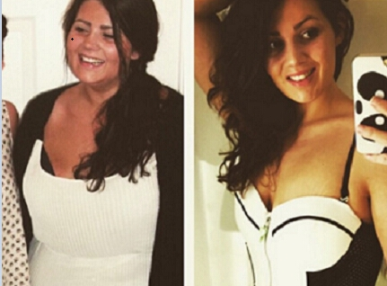 她每天都要固定做一件事,2年內狂減57公斤!...