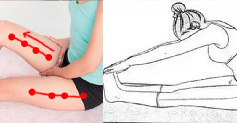 女中醫也都這樣做!!這個動作超簡單,只要每天堅持15分,讓你...