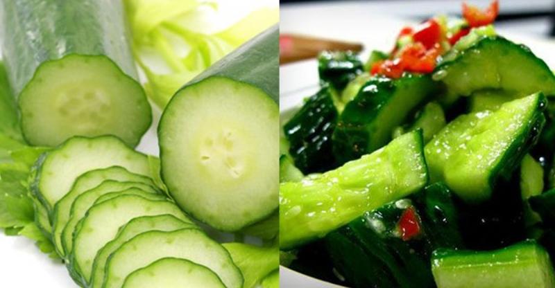 黃瓜不能這樣吃,會吃出病來的!!趕快提醒身邊朋友要小心!!...