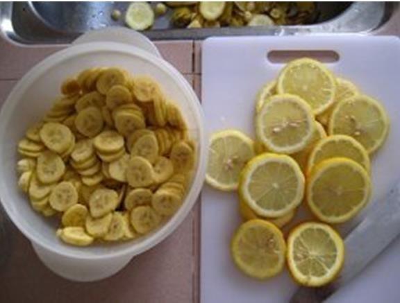 香蕉+檸檬,沒想到會產生這麼多神奇的功效!潤澤肌膚、養顏美容...
