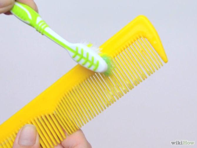 太神奇!梳子卡汙垢超噁心?只要一滴這個,馬上乾淨如新!...