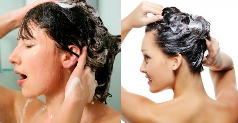 你洗頭的方式對嗎??這樣洗頭小心洗出病來!!!...