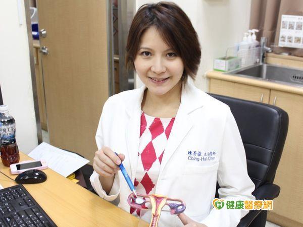 子宮長滿肌瘤女大生經血爆量月月輸血...
