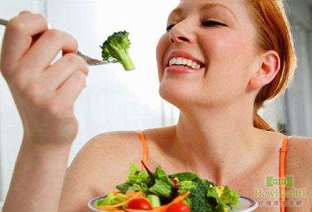 四大抗衰老蔬菜生吃養顏效果更加倍...