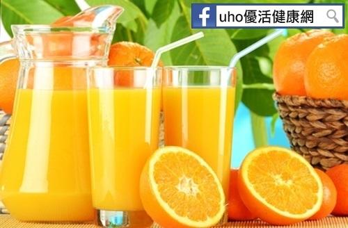 研究:多喝柳橙汁助提升記憶、學習力...