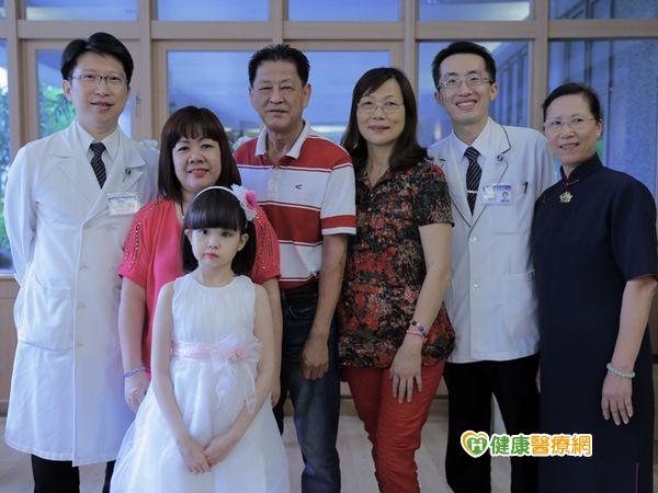 馬國女童跨海開顱手術成功返鄉...