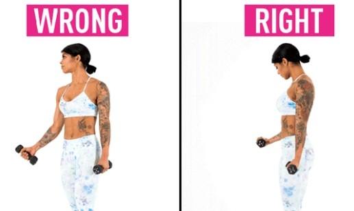 啞鈴的正確用法其實是這樣的,不要再去健身房亂舉了!...