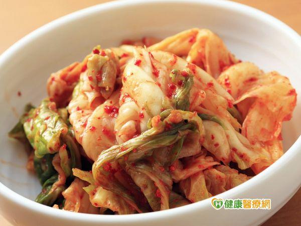 研究:台式泡菜中有美白乳酸菌...