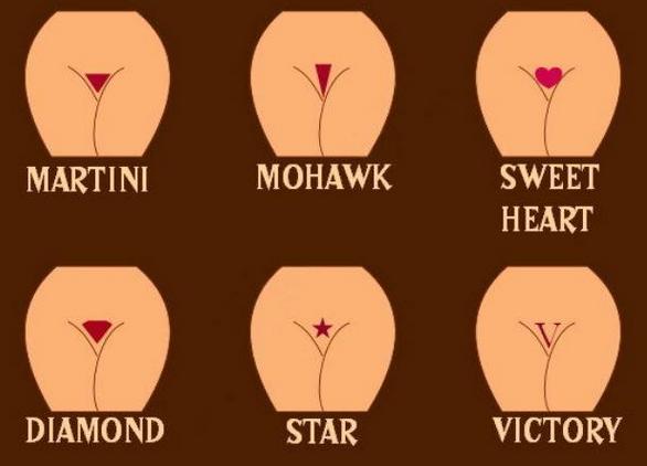陰毛過多過少都「不正常」!這些全是疾病的象徵...不要鐵齒!...