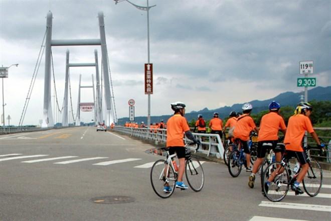 轉大人!環苗栗四天250公里的單車成年禮...