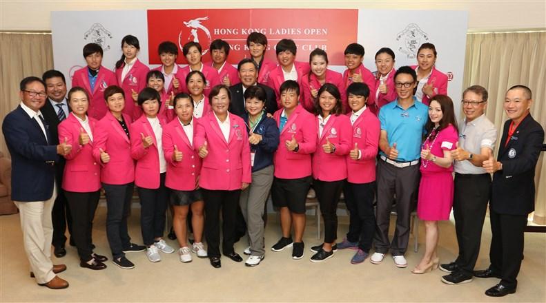香港女子公開賽香港高爾夫俱樂部與女子亞巡賽LAGT共同認證...