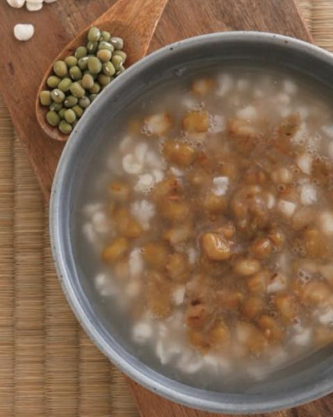 苦瓜汁、綠豆湯,清熱解毒首選...