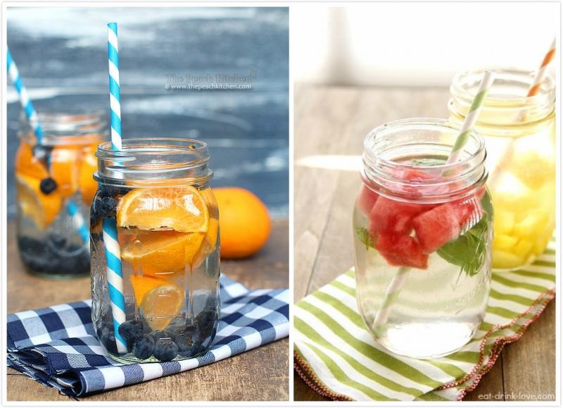 快放下手中飲料,想瘦就改喝自製水果水!好喝又有趣的水果水,作...