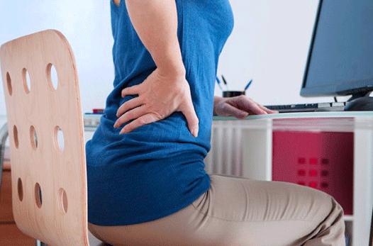 5個瑜伽動作緩解背部疼痛,男女均適合!...
