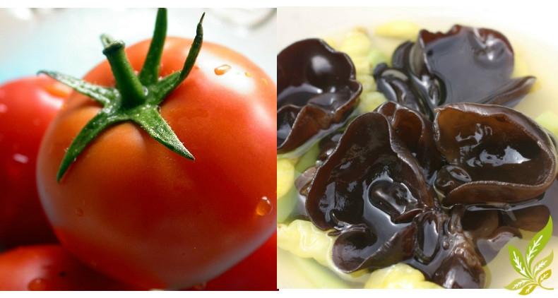 天啊嚇死人!吃了幾十年蕃茄、大蒜、黑木耳,竟然今天才知道!看...