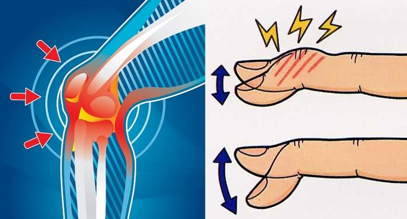 膝蓋、脖子、手指關節「嘎嘎響」是因為有病?太重要了!不看的人...