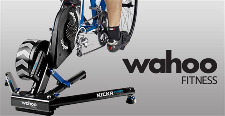 WahooKickrPowerTrainer室內訓練台的嶄新...