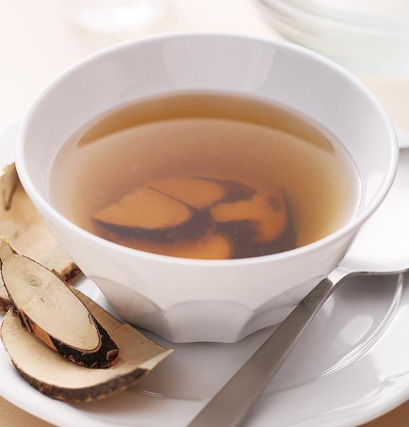自製涼茶防暑熱,冷氣病OUT...