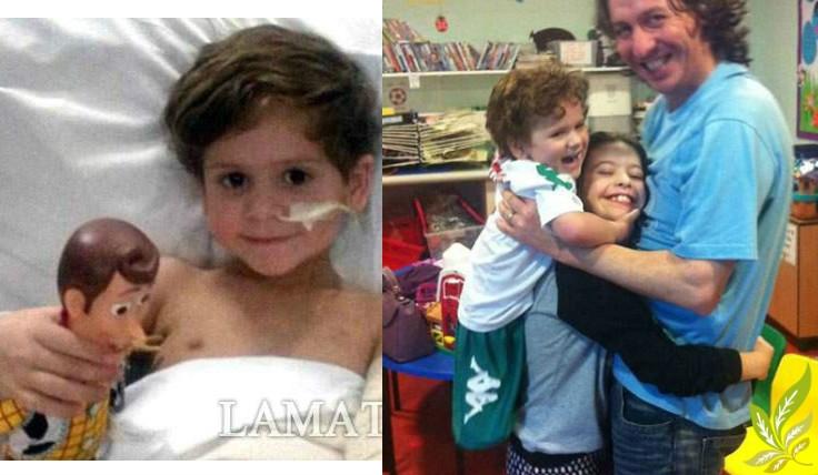 超勇敢!小男孩患怪病72小時後被截肢,沒想到他竟然說了一句超...