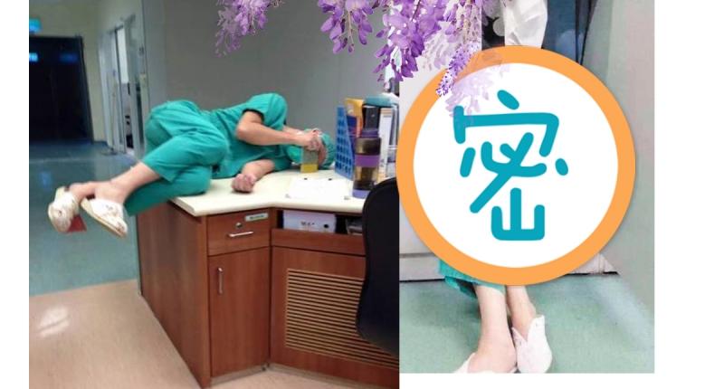 美女醫生手術後累攤倒在衣櫃中…被讚「最美睡姿」!...