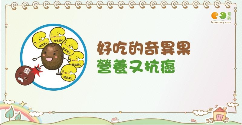 奇異果的營養價值 營養教室水果篇4...