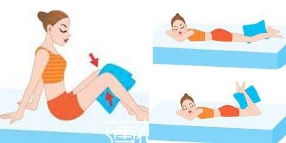 大象腿有救了!教你睡前美腿瘦身操,這招學起來,就能輕鬆趕走大...