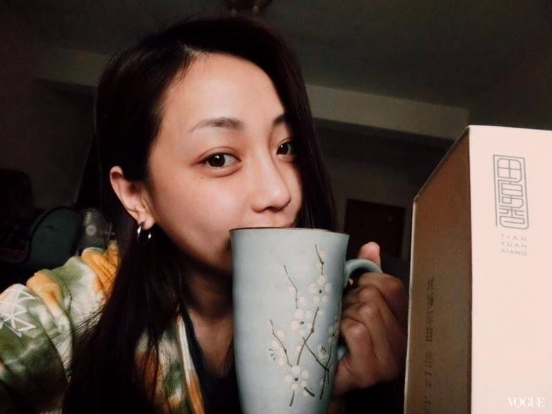 潮姐謝欣穎也愛養生酷女孩每天必喝黑豆水...