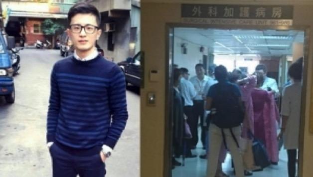 憾!塵爆又添一死!25歲的陳孟宏直到生命逝去的前一刻都還在....