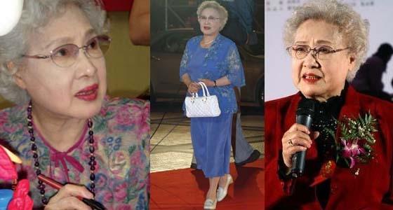 超驚訝!她居然已94歲?!!曾得大腸癌的她現在可以踩高跟鞋到...