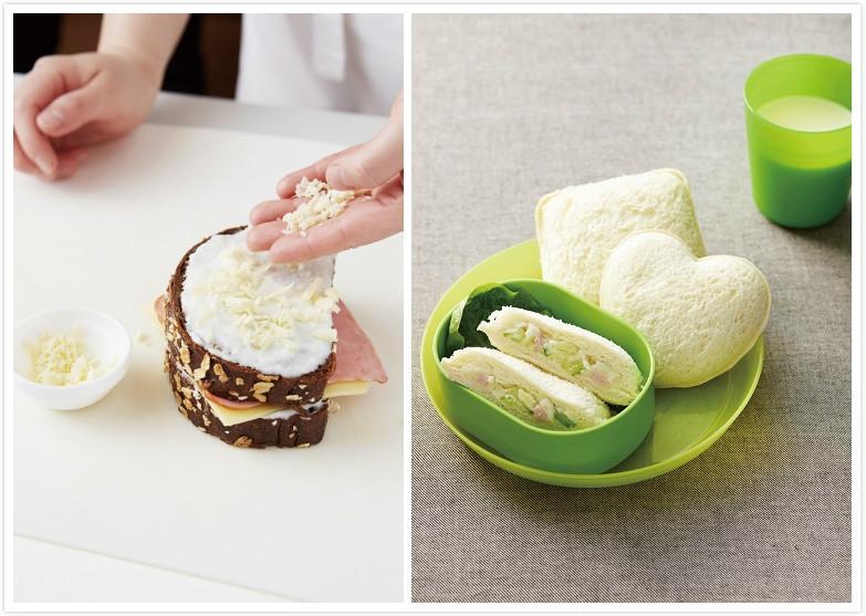 2款百變三明治料理,史上最完整的堆疊技巧,看圖照做就能大成功...