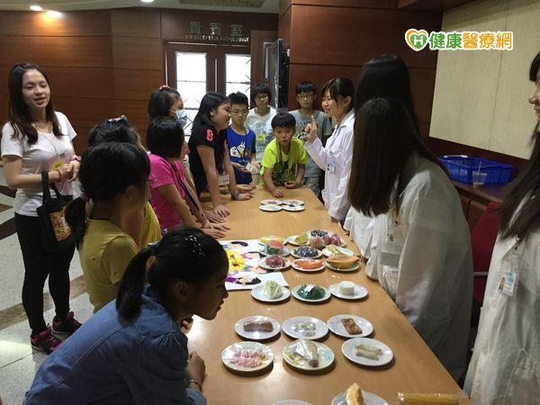小小童醫師體驗營讓小朋友學習健康知識...