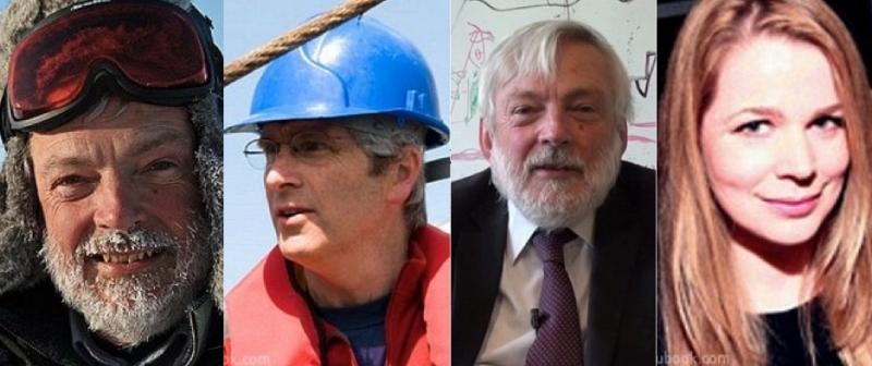 4位知名氣候變遷科學家,其中3位相繼發生意外死亡,僅存的一位...