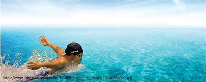 蛙式!自由式!你最拿手的游泳姿勢是什麼?...