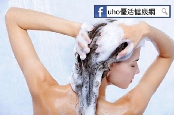 洗頭重點是頭皮清潔柔順產品應少碰...