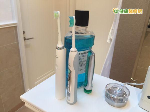 潔牙的工具─牙刷也需要清潔乾淨嗎?...